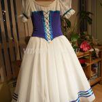 Балетный костюм  Сванильда  из балета  «Коппелия» 09032018-10